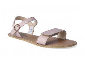 barefoot sandaly be lenka grace rose 2