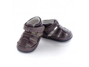 Barefoot sandálky Jack & Lily - Donovan