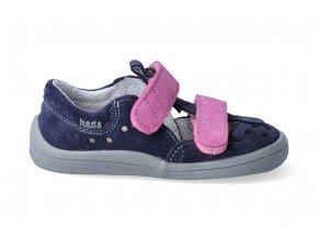 Barefoot sandály Beda - Ocean Shine
