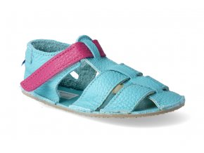 barefoot sandalky baby bare sandals new flower paskove 2