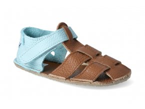 barefoot sandalky baby bare sandals new bear paskove 2