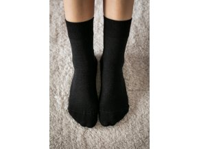 2180 6 barefoot ponozky cierne size large v 1
