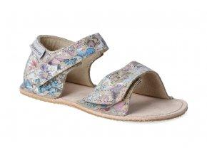 barefoot sandalky okbarefoot mirrisa kvetinove 3