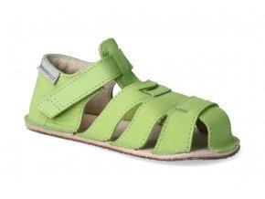 barefoot sandalky okbarefoot palm zelene 2
