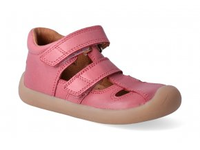 barefoot sandaly bundgaard walk summer soft rose 3