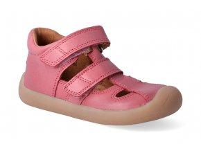 barefoot sandaly bundgaard walk summer soft rose 3