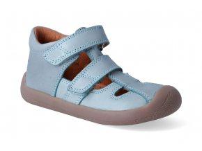 barefoot sandaly bundgaard walk summer jeans mint 2