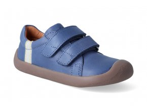 barefoot tenisky bundgaard walker true blue 3