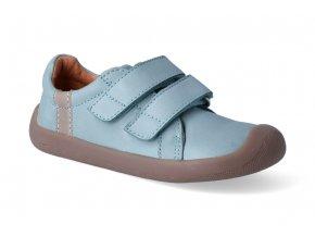 barefoot tenisky bundgaard walker jeans mint 2