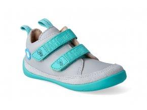 barefoot tenisky affenzahn leather sneaker dog1 3