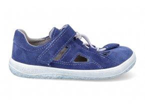 barefoot sandalky jonap b9s modra 2