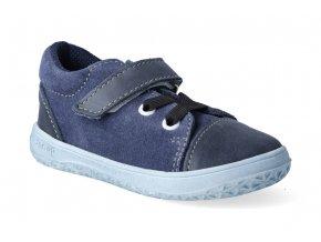 barefoot tenisky jonap b12 modra slim 2