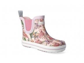 barefoot gumaky bundgaard nizke rose flamingo 2