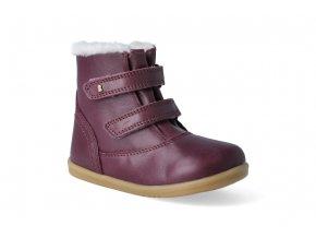 zimni obuv s membranou bobux aspen arctic plum 2