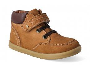 kotnikova obuv bobux timber boot mustard 3
