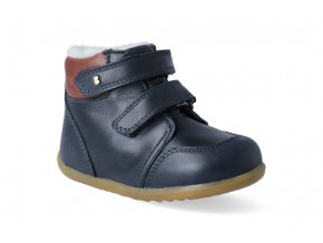 zimni obuv bobux timber arctic navy step up 3