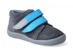 barefoot kotnikova obuv s membranou beda robin 2