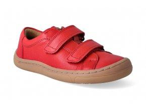 barefoot tenisky froddo bf red 2 3