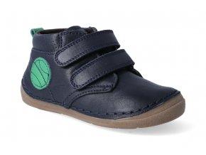 kotnikova obuv froddo flexible dark blue s aplikaci 3 2