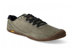 barefoot tenisky merrell vapor glove 3 luna ltr dusty olive 3