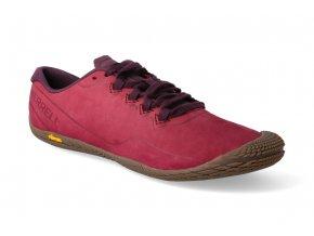 barefoot tenisky merrell vapor glove 3 luna ltr pomegranate 2