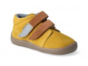 barefoot kotnikova obuv s membranou beda mauro 2