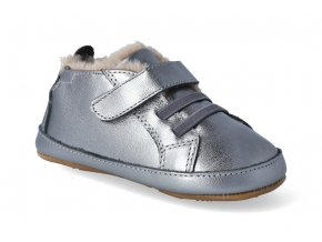 barefoot zimni capacky oldsoles challenger rich silver 2