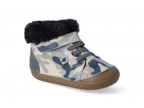 barefoot zimni obuv oldsoles gondola pave grey camo 2