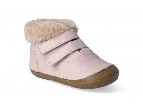 barefoot zimni obuv oldsoles bear pave powder pink 3