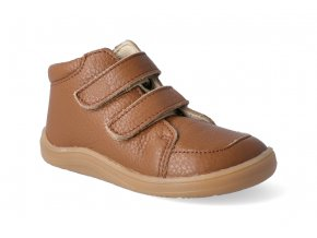 barefoot tenisky baby bare febo fall brown 2