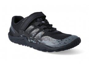 minimalisticke tenisky merrell trail glove 5 black j 2