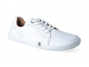 barefoot tenisky blifestyle groundstyle nappa white 2