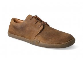 barefoot polobotky blifestyle purestyle bio wax brown 2