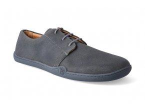 barefoot polobotky blifestyle purestyle bio wax grey 3