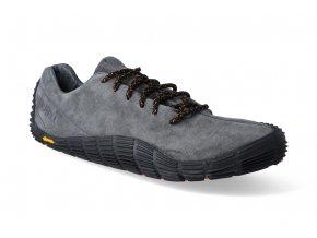 barefoot tenisky merrell move glove suede granite 2