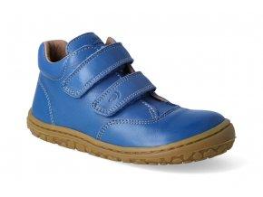barefoot kotnikova obuv lurchi nora cobalto 3