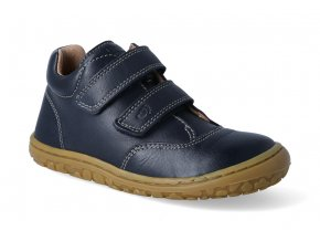 barefoot kotnikova obuv lurchi nora azul 2