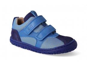 barefoot tenisky lurchi nevio azul 2
