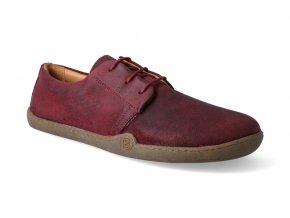 barefoot polobotky blifestyle purestyle bio wax cranberry 3