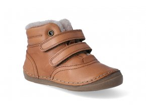 zimni obuv froddo flexible sheepskin cognac 2 3