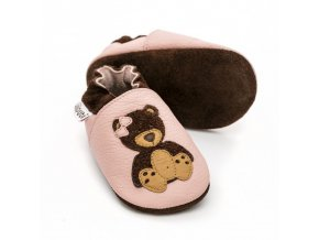liliputi soft baby shoes teddygirl 3526