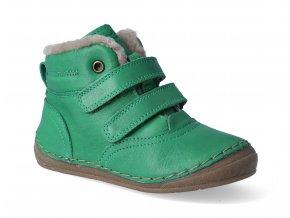 zimni obuv froddo flexible sheepskin green 2 2