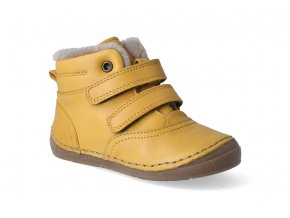 zimni obuv froddo flexible sheepskin yellow 2 3