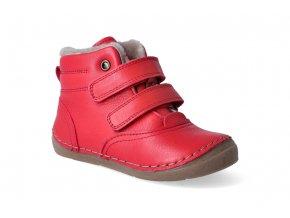 zimni obuv froddo flexible sheepskin red 3
