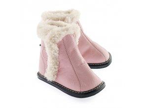 Zimní barefoot obuv Jack & Lily - Abigail