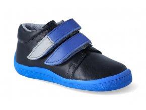 barefoot kotnikova obuv s membranou beda dan 2