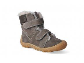 barefoot zimni obuv ricosta pepino eli meteor w 3