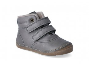 zimni obuv froddo flexible sheepskin grey 2 3