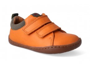 barefoot tenisky camper peu cami firstwalkers orange 2