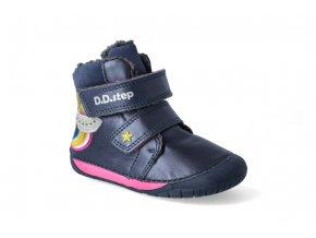 barefoot zimni obuv d d step 070 90 2